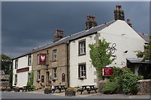 SD6838 : Bayley Arms, Hurst Green by Chris Heaton