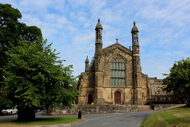 St. Peter's Church, Stonyhurst College