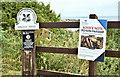J5682 : Poison parsnip sign Orlock, Groomsport/Donaghadee (July 2018) by Albert Bridge