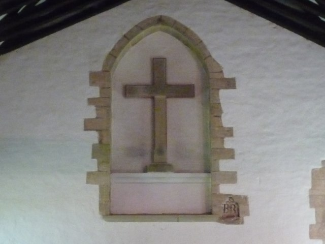 Cross Symbol On St Mary Magdalene Fabian Musto Geograph