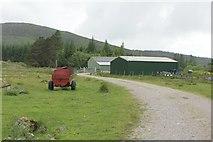 NN3578 : Track east of Fersit by Graham Robson