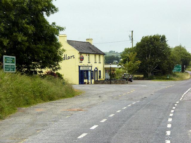 Pedlars Cross Bar
