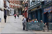 C4316 : Waterloo Street, Derry / Londonderry by Kenneth  Allen