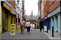 C4316 : Castle Street, Derry / Londonderry by Kenneth  Allen