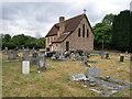 SJ3727 : St Chad's, Haughton by John Darch