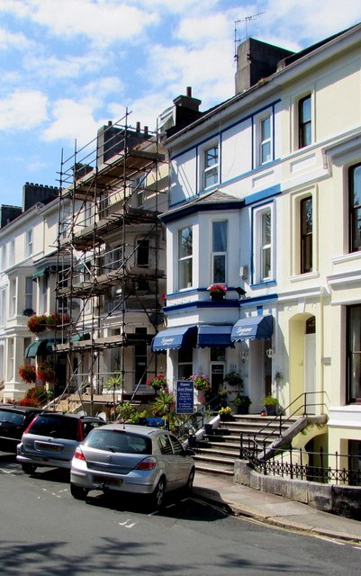 Seymour Guest House, Plymouth
