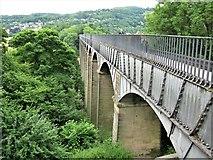 SJ2742 : Pontcysyllte Aqueduct by G Laird
