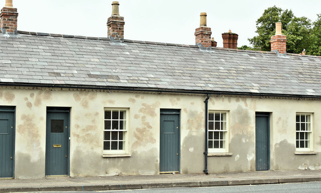 Rosetta Cottages, Belfast - July 2018(2)
