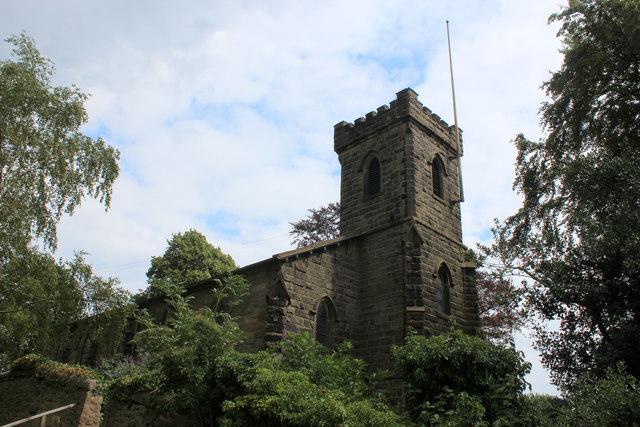 St. John the Evangelist Church, Hurst Green