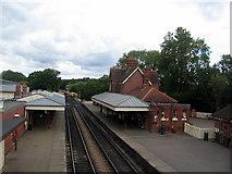 TQ4023 : Sheffield Park station by E Gammie