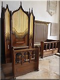 ST3505 : The Gillespie Organ by Oliver Dixon