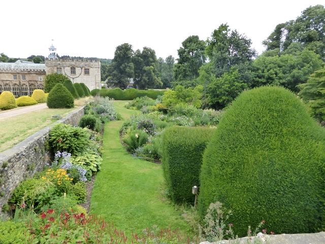 The Park Garden, Forde Abbey