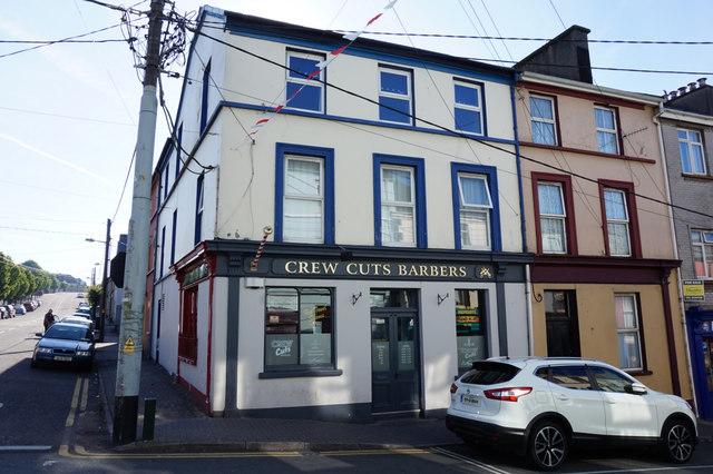 Crew Cuts Barbers, Midleton Street, Cobh