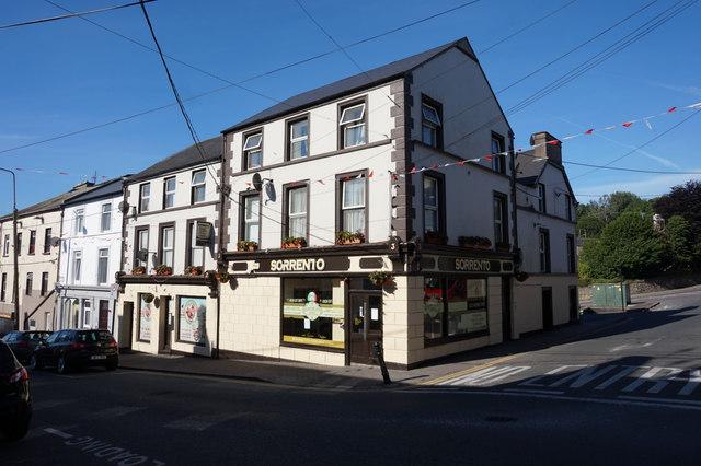 Sorrento's on Midleton Street, Cobh