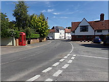 TM3864 : Bridge Street, Kelsale by Adrian Cable