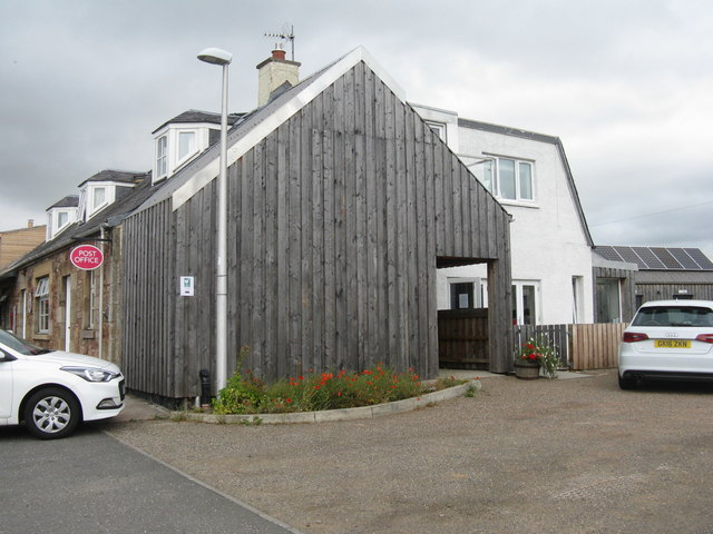 Humbie Hub - Post Office, shop and cafe