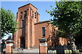SP3481 : St Paul's Church, Foleshill Road by Roger Templeman