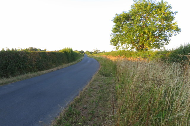 The road to Grendon
