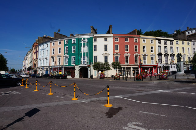 Casement Square, Cobh
