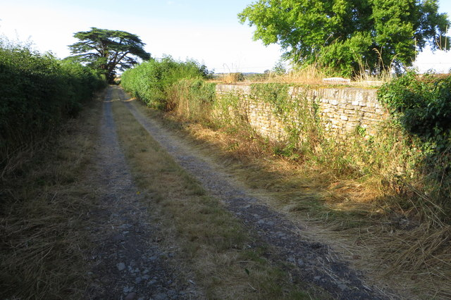 Footpath to Strixton