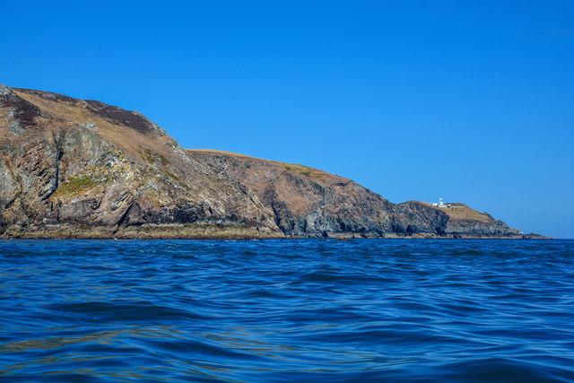 Lundy Island : Shutter Point
