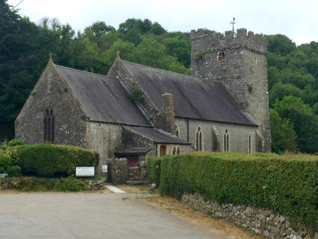 Church of St Rhydian and St Illtyd