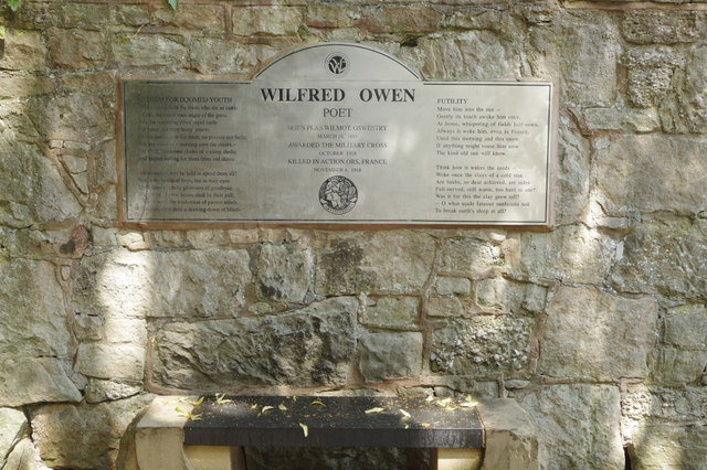 Wilfred Owen Memorial