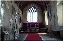 SO3958 : St. Mary's Church (Chancel | Pembridge) by Fabian Musto