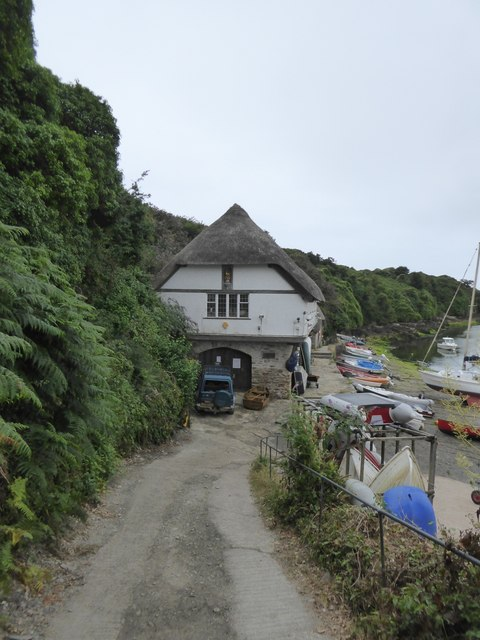 Bantham sailing club building