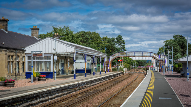Kingussie Station