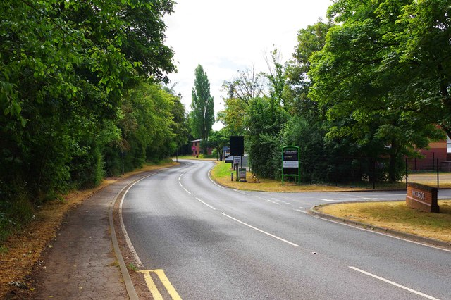 Hanbury Road, Stoke Prior, Worcs