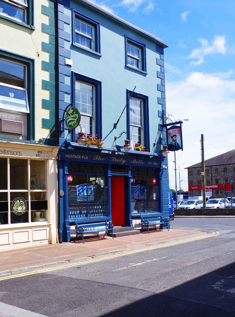 The Lady Belle (2), 13 Grattan Square, Dungarvan, Co. Waterford