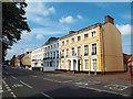 TL0450 : Housing terrace on Union Street, Bedford by Malc McDonald