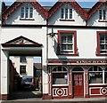TG2309 : 42 Magdalen Street - The King's Head public house (detail) : Week 30