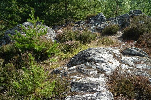 Summit of Phoineas Hill