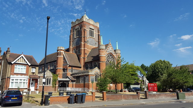 St John the Evangelist, Palmers Green London, N13