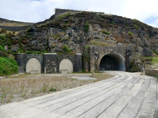 Woodhead Tunnels Western Portal