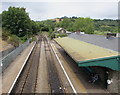 SO1500 : Bargoed railway station canopy by Jaggery