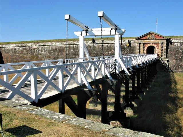 Principal Bridge, Fort George, Ardersier