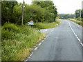 W4151 : Minor Road Junction on the N71 north of Pedlars Cross Roads by David Dixon