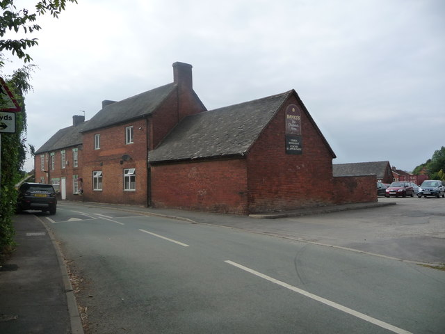 The Chadwick Arms, School Lane, Hill Ridware