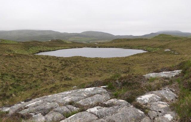 Loch a' Chorra Chnoic, Isle of Lewis