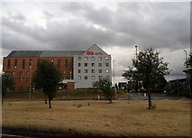 SO8518 : The Ibis Hotel, Gloucester by David Howard