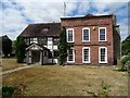 SO4158 : The Manor House, Eardisland by Philip Halling