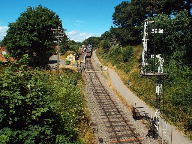Pitsford & Brampton Station
