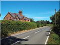 SP7467 : Brampton Lane, near Pitsford by Malc McDonald