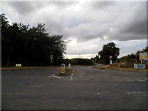 SO7606 : Claypits Hill at the junction of Perry Way by David Howard