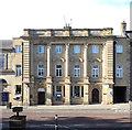 NU1813 : Alnwick : Lloyds Bank buildings by Julian Osley
