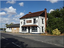 TL8526 : The Bird in Hand Public House, Earls Colne by Adrian Cable