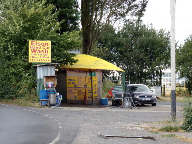 Elson Hand Car Wash at Earls Colne